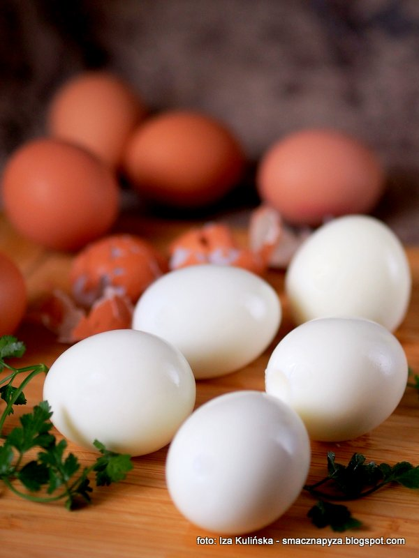 gotowanie jajek, jaja, wielkanoc, wielkanocne rady, jajeczka, porady, smaczna pyza radzi