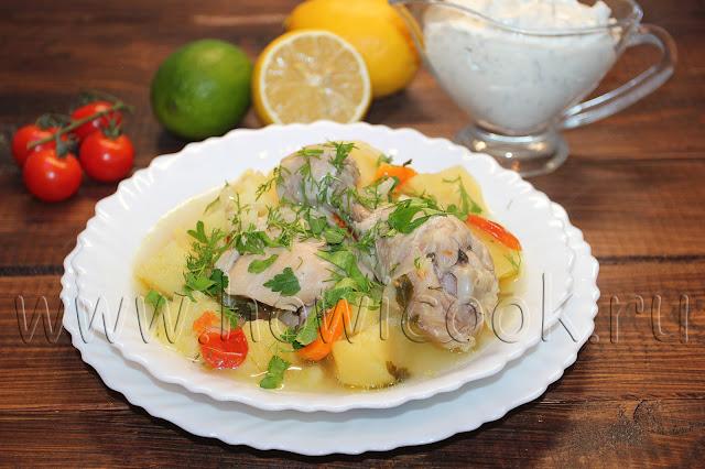 рецепт соуса с курицей кавказская кухня