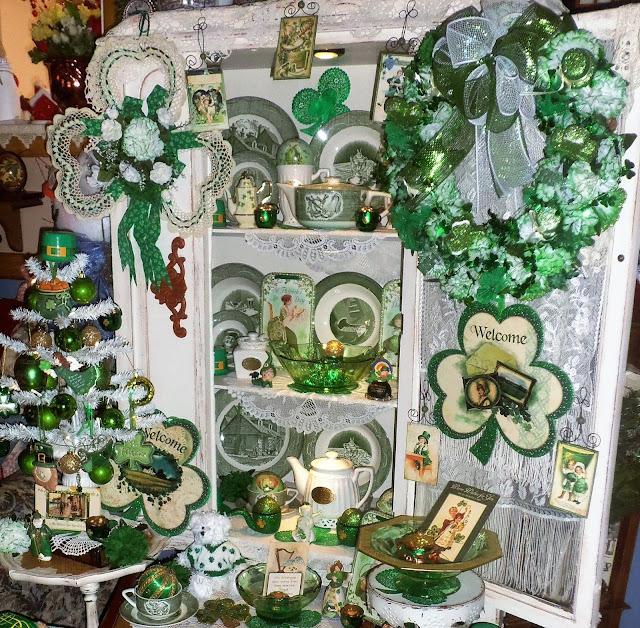 DEBBIE-DABBLE BLOG: St Patrick's Day Decorations, Part 1, 2018