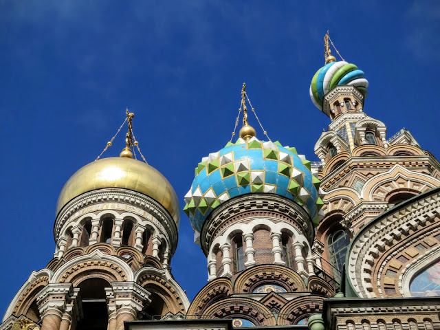 72 hours in Russia without a visa: Church of the Spilled Blood in St. Petersburg
