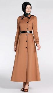 Dress muslim modern untuk kerja