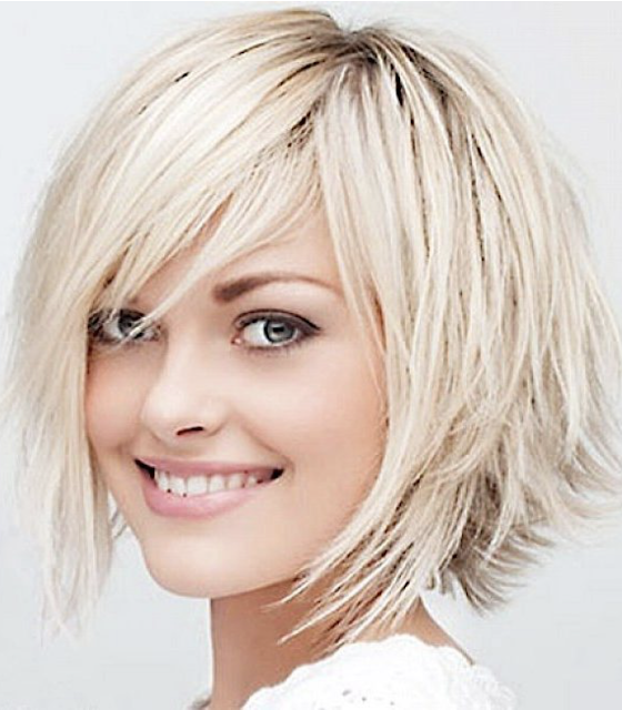 easy care hairstyles for fine hair