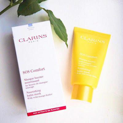 Clarins SOS Comfort Balm Mask