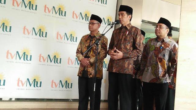 Saat Jokowi Terdiam 15 Detik Sebelum Tegaskan Tak Lindungi Ahok : Berita Terupdate Hari Ini