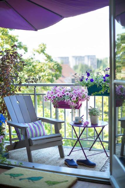 Maison: le DIY au service du balcon