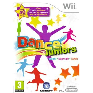Dance Juniors for the Wii