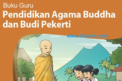 Buku Guru Kelas 1 SD Pendidikan Agama Buddha Dan Budi Pekerti 2017