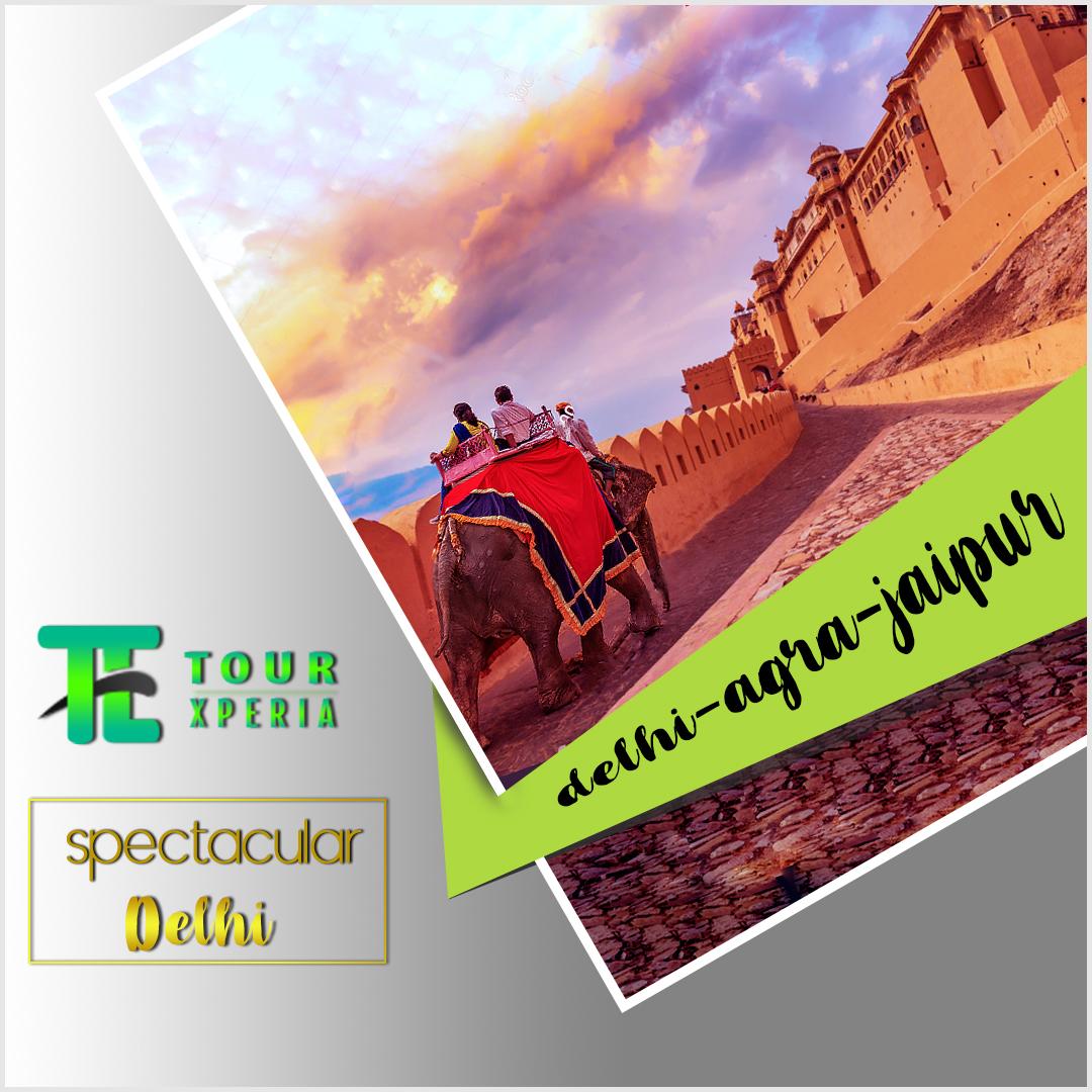 Delhi-Agra-Manali-Amritsar Tour packages