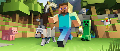 Minecraft銷售數量破1億,平均一天賣超過5萬份、每月有4千萬活躍玩家
