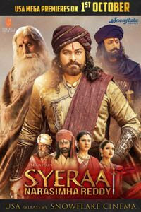 Sye Raa Narasimha Reddy 2019 Hindi Dubbed (Cleaned) 720p WEBRip