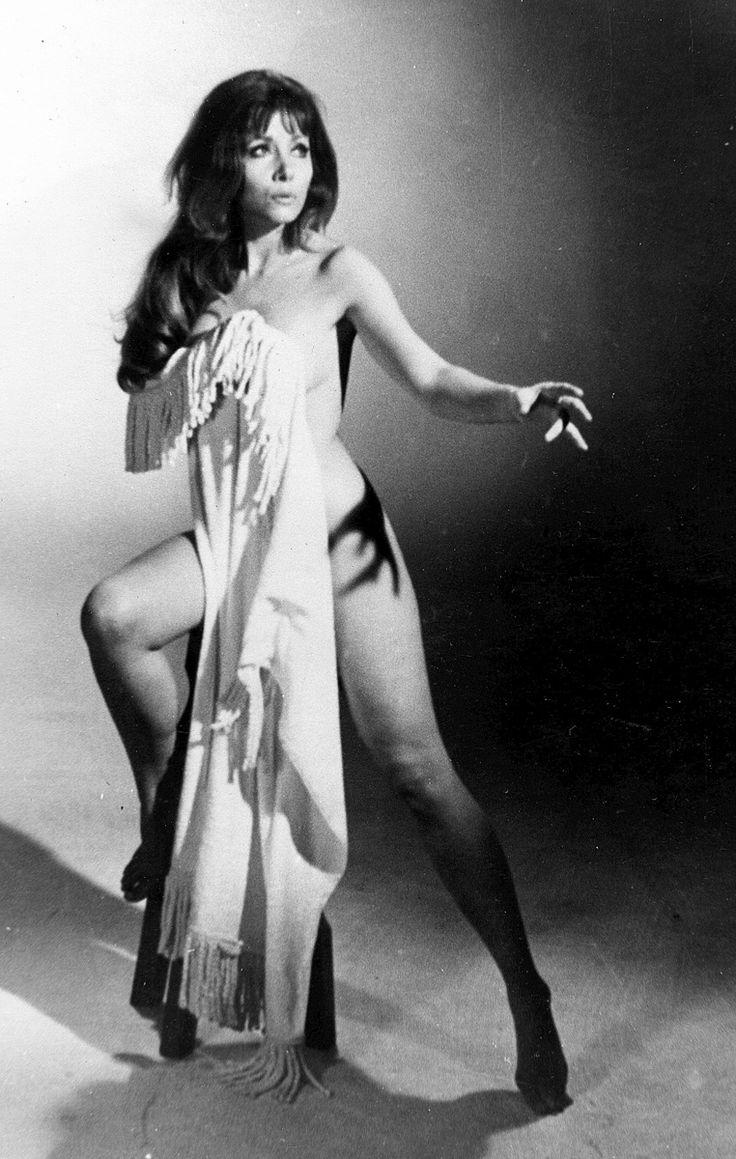 Ingrid Pitt, Vintage Erotica Glamour