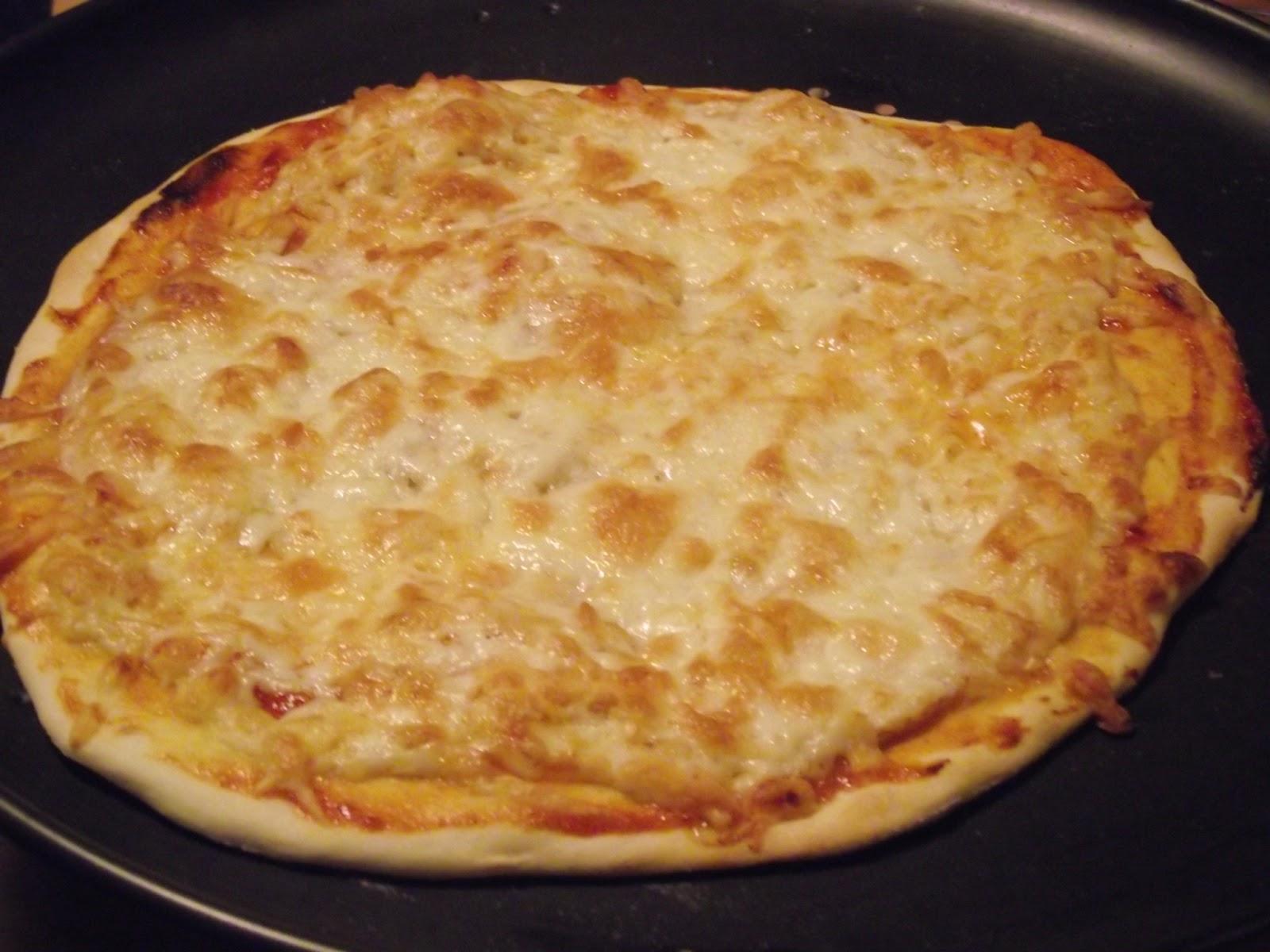 liszt nélküli pizza a fogyáshoz
