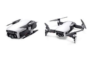 Spesifikasi Drone DJI Mavic Air - OmahDrones