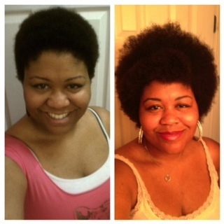 Transition, Big Chop, or long term Transtion