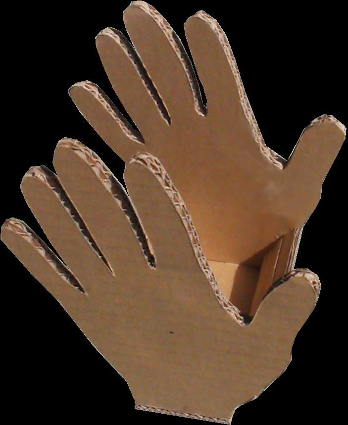 Cardboard Design Workshop: NAPKIN HOLDER