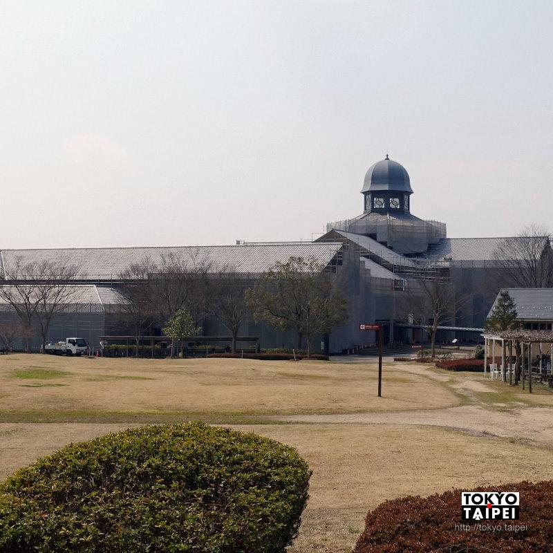 【安土城考古博物館】來參觀滋賀縣考古遺跡 還有3座可愛的老建築