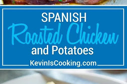 Spanish Roasted Chicken and Potatoes