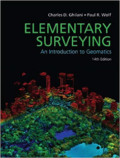 Download Elementary Surveying An Introduction To Geomatics Charles D. Ghilani and Paul R. Wolf Ebook Pdf