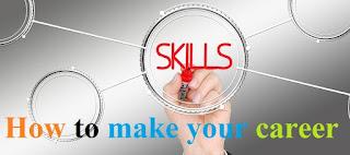 how to make career
