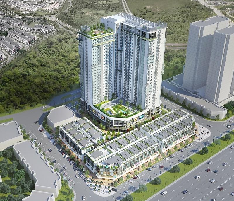 Chung cư The Tow Residence