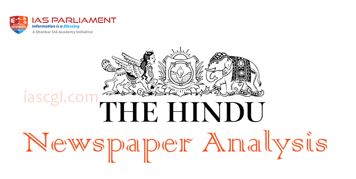 The Hindu News Analysis with Notes pdf