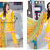 Plus By Riaz Arts Plush Gold Chapter 2- 3Piece Swiss Voile Collection 2016-17/ Eid-Ul-Fitr Dresses 2016-17