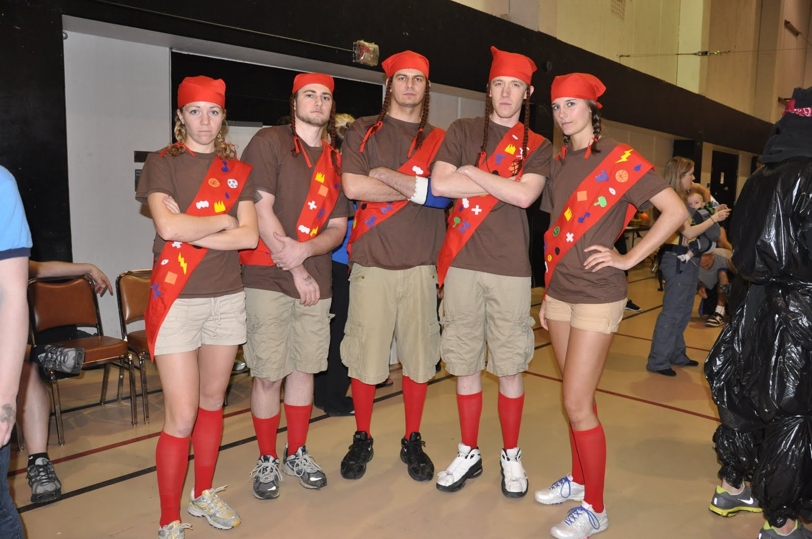 The costumes made me laugh Dodgeball Movie Costumes  sc 1 st  Intellego.info & Dodgeball Movie Costumes - intellego