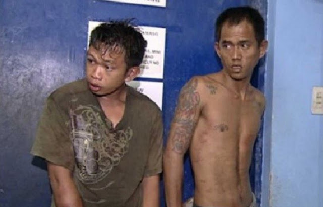 These 2 Thieves Fell From Their Motorcycle After They Stole From Someone! What the Bystanders Did Next Will Shock You!
