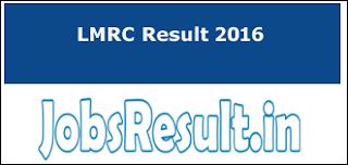 LMRC Result 2016