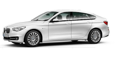 BMW 5-Series Dimensions