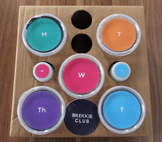 Brekkie Club Box