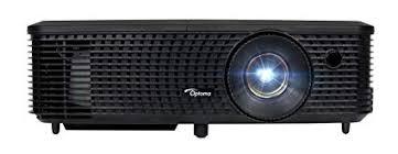 Optoma S341 Projector for OutdoorIndoor Movie