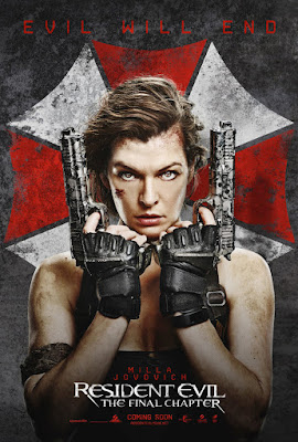 Movie | Resident Evil: The final chapter