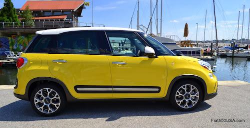 Fiat 500L MPV