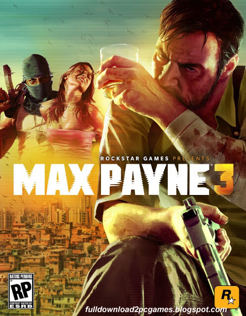 This Is H5N1 Third Person Shooting Video Games Developed By Rockstar Studios And Published B Max Payne iii Free Download PC Game