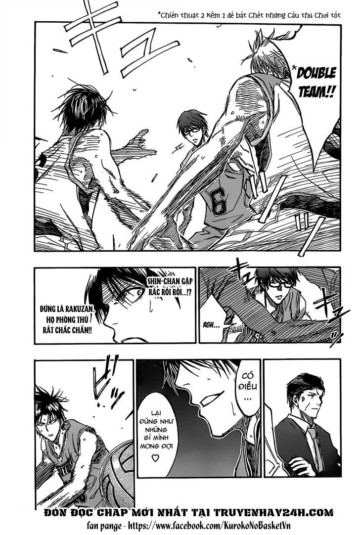 Kuroko No Basket chap 176 trang 13
