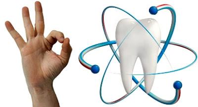 Fluorización contra caries dientes