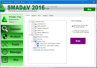 Download Gratis Smadav v10.9 Full Crack terbaru