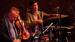 Ches Smith Trio en el CCK - Buenos aires - Argentina / stereojazz