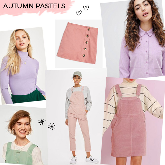 Autumn sewing inspiration
