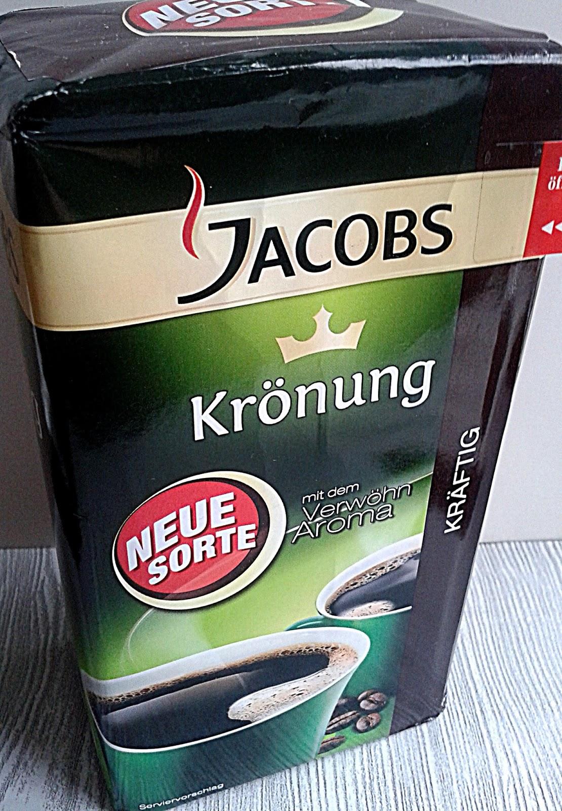 jacobs krönung Jacobs krönung original röstkaffee gemahlen - 1 x 500 g: amazonde:  lebensmittel & getränke.