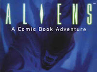 Aliens - A Comic Book Adventure
