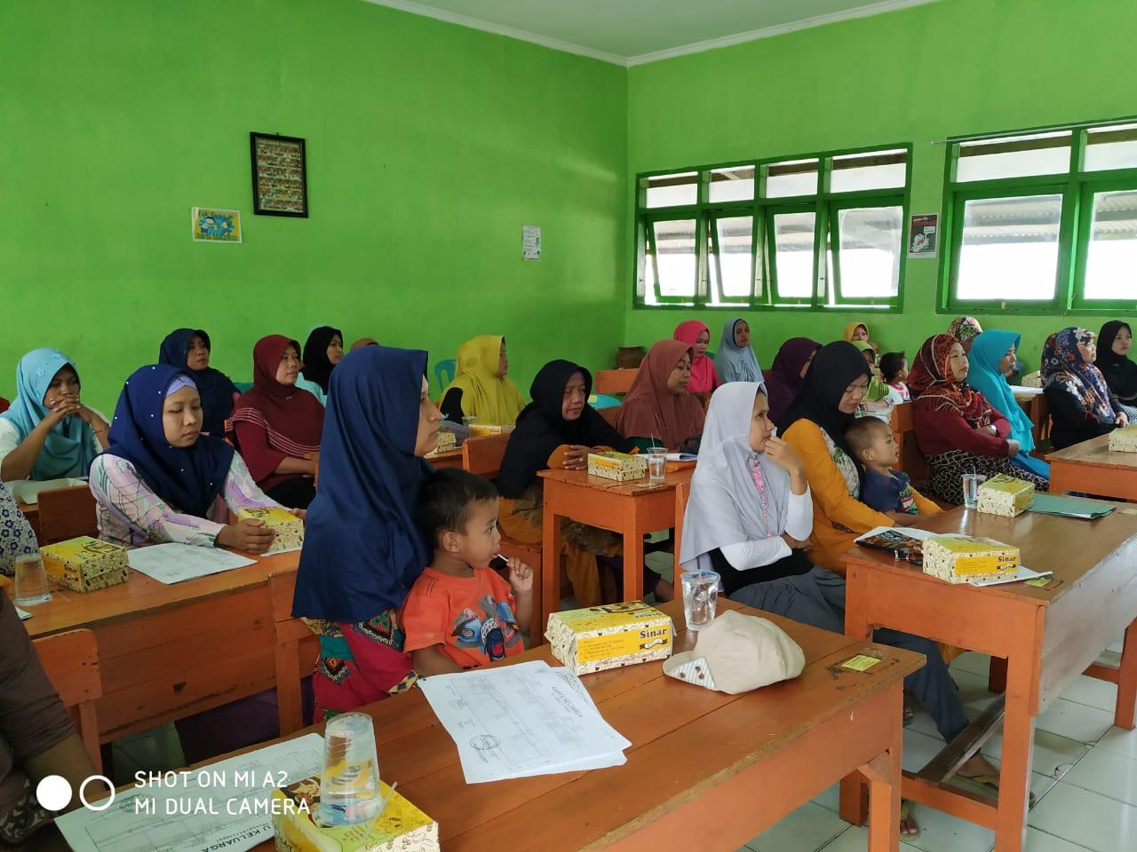 sosialisasi pembukaan rekening kartu indonesia pintar (KIP)