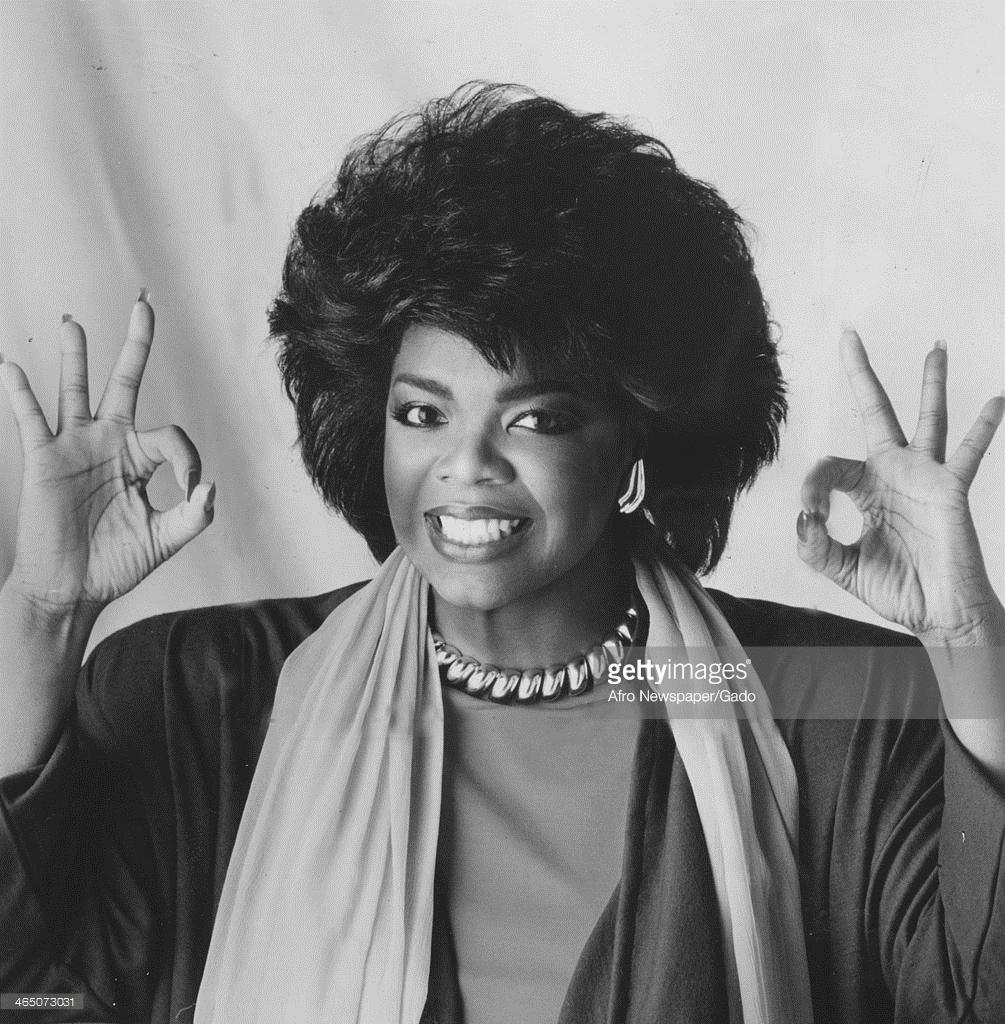 Oprah: Astral Light's Cloning Center Experiences: Oprah Winfrey
