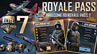 PUBG Mobile Season 7 or Royale Pass 7 leaked before launch