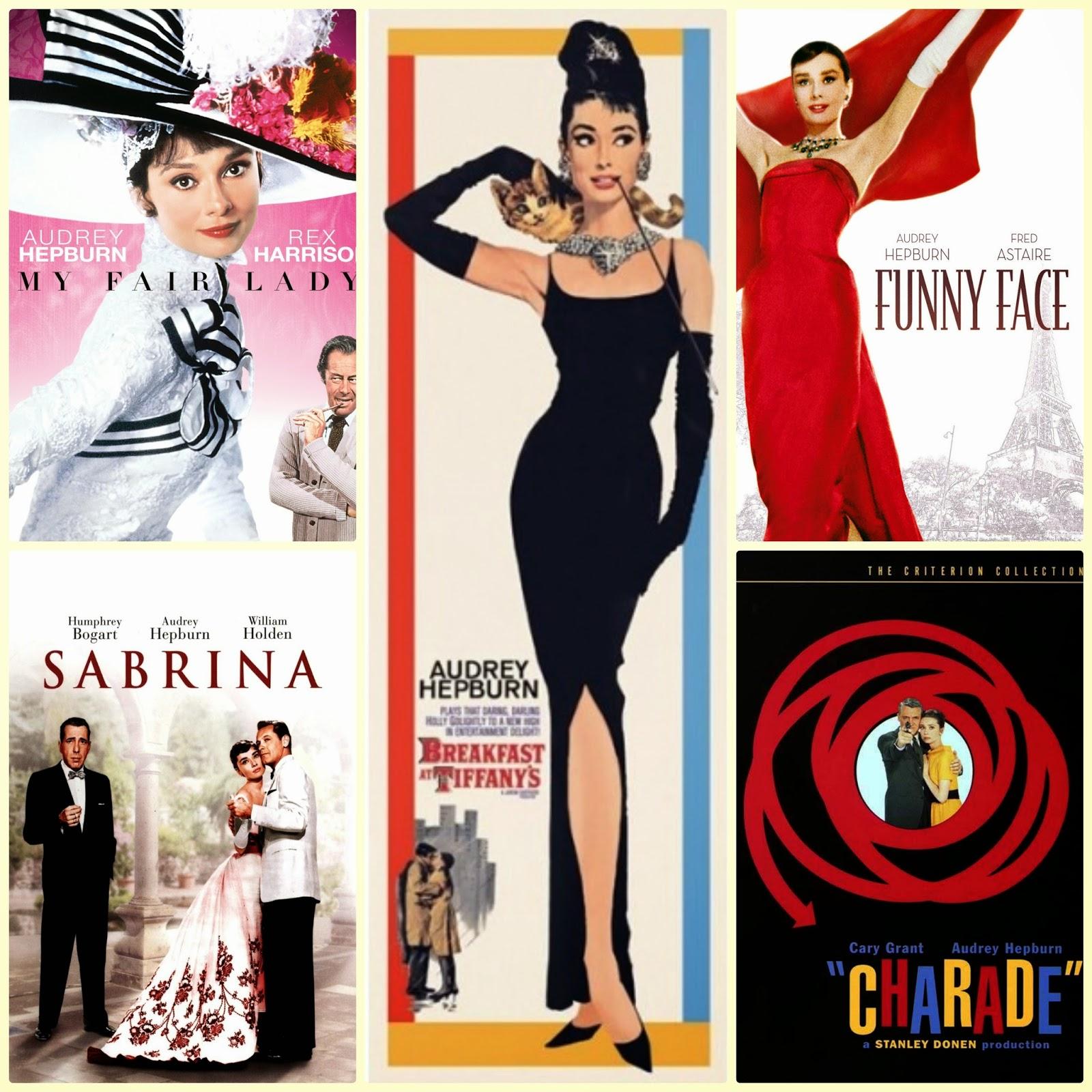 Favorite Audrey Hepburn Movies