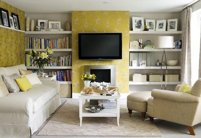Desain Interior Ruang Tamu 3x3 Minimalis Modern
