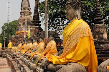 Ayutthaya: Geschichtspark Ayutthaya