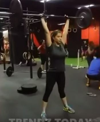 Angel Locsin Spotted Working Out At A Gym! Is She Preparing For Something? FIND IT OUT HERE!