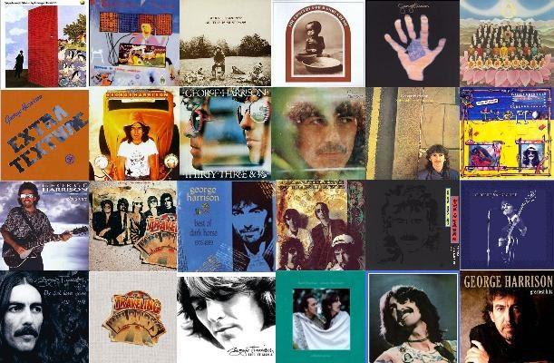 Beatles For Everyone Sequ 234 Ncia Dos 225 Lbuns De George Harrison